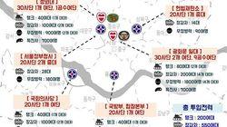 박근혜는 탄핵심판 기각시 서울시내에 탱크와 장갑차 배치를 계획했다