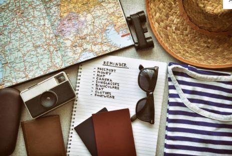 Comment voyager smart (et l'esprit léger) à