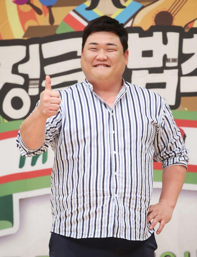 이제 두 딸의 아빠가 된 방송인 김준현이 전한