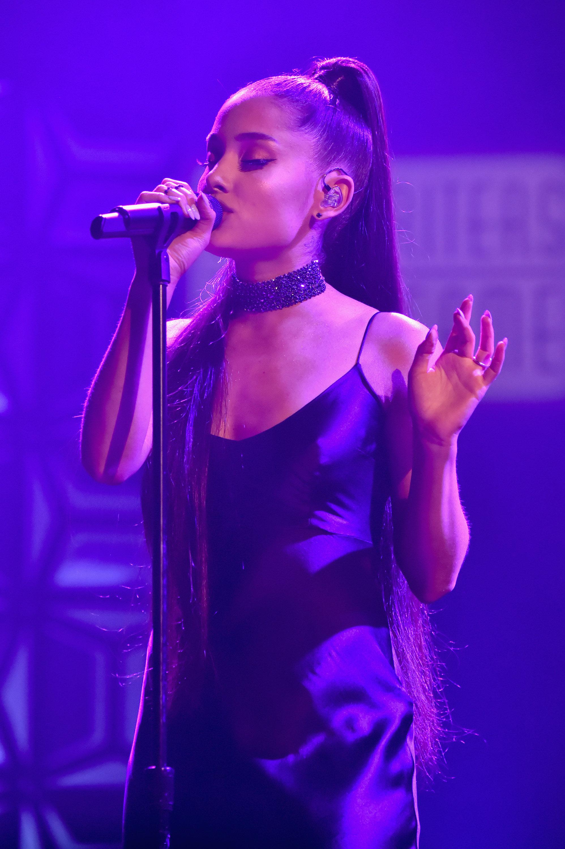Ariana Grande Breaks Silence On Comedian Fiancé Pete Davidson's Joke About Manchester