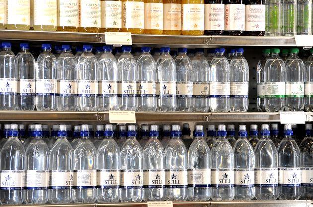 Pret A Manger Launches New 20p Plastic Bottle Deposit