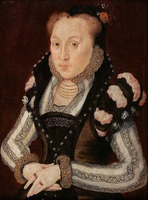Lady Mary Grey (1545–1578) Hans Eworth (c.1520–after 1578) (attributed to) Chequers