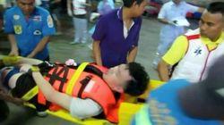 Ταϊλάνδη: Τουλάχιστον 27 οι νεκροί από τη βύθιση τουριστικού σκάφους στα ανοιχτά του νησιού