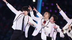 엑소와 방탄소년단의 노래가 월드컵 4강전에서 울려