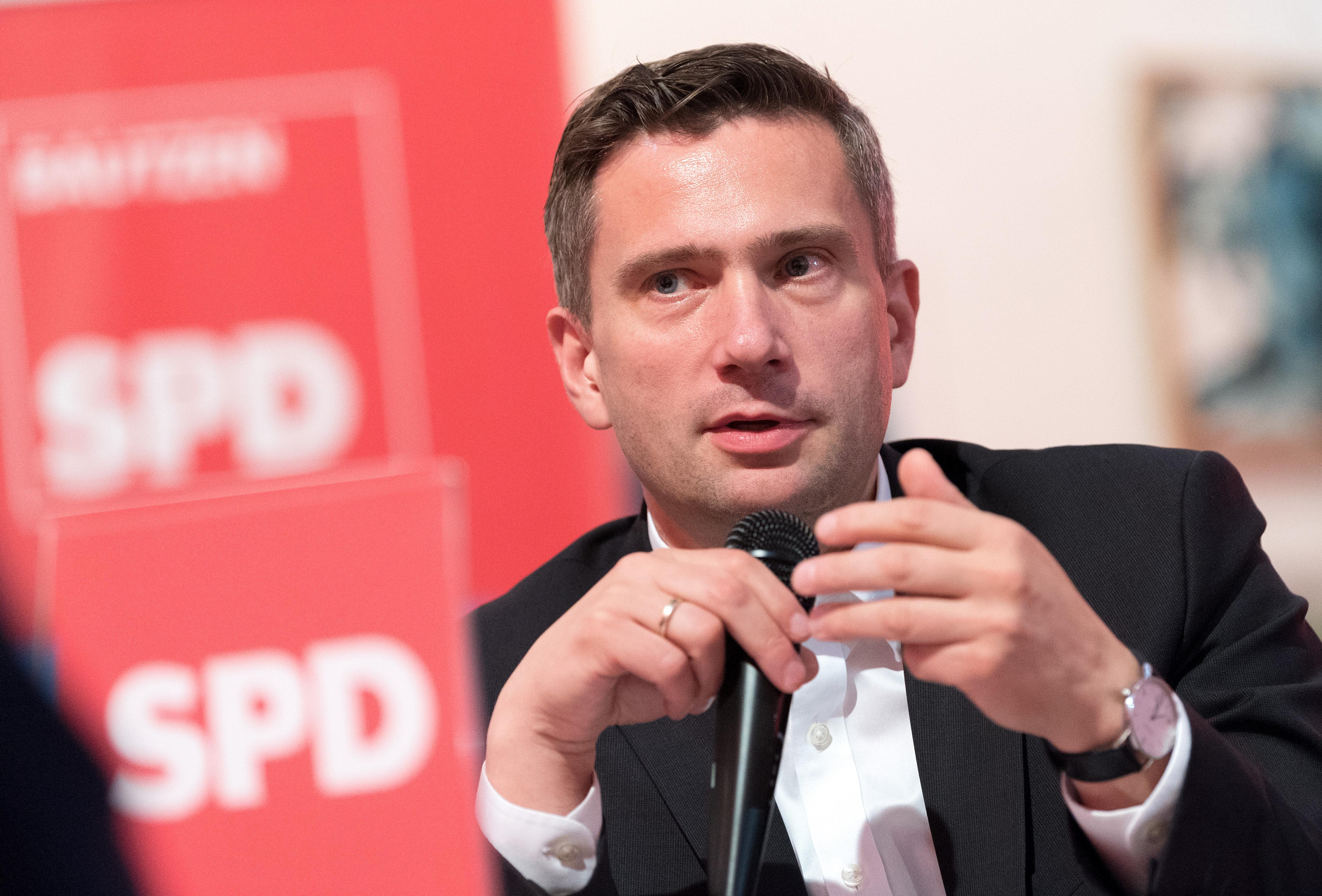 Martin Duligspricht in Bautzen im Rahmenseiner