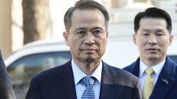 검찰이 '박근혜 청와대' 김규현 전 차장을 인천공항에서