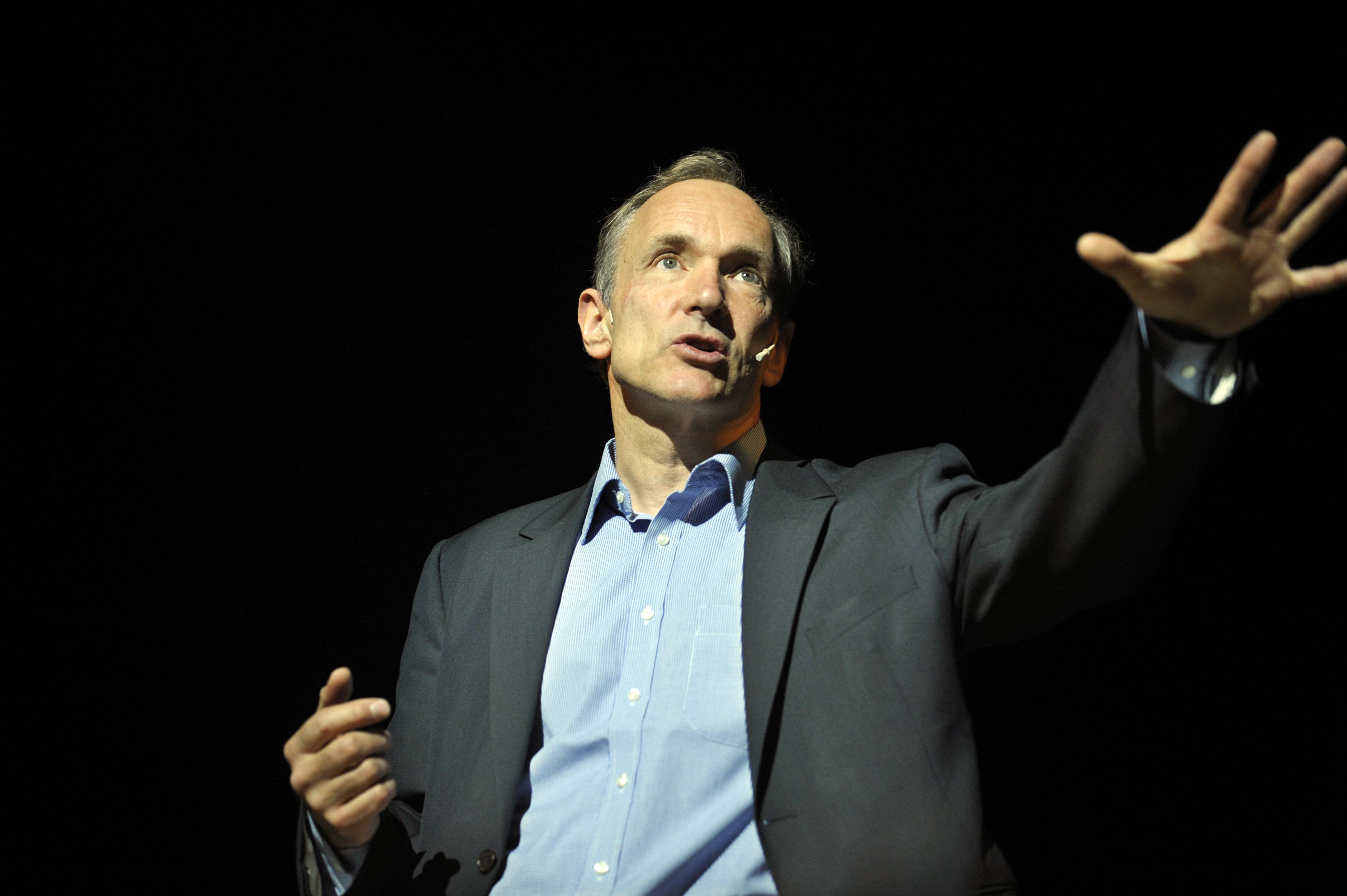 Tim Berners-Lee hat das World Wide Web erfunden – jetzt will er es wieder