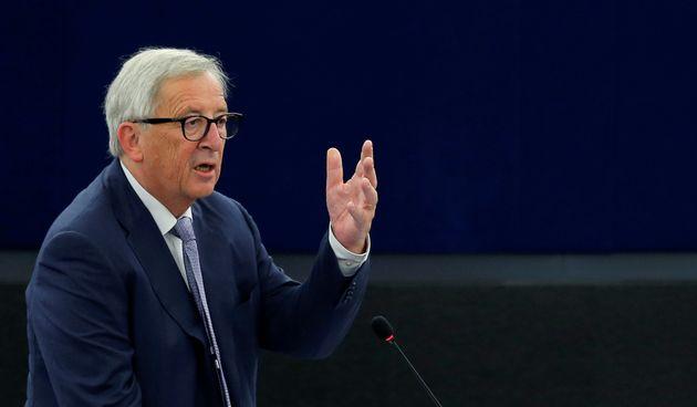 Ενίσχυση της Frontex ζητεί ο Γιούνκερ. Νέα πρόταση τον Σεπτέμβριο για τα