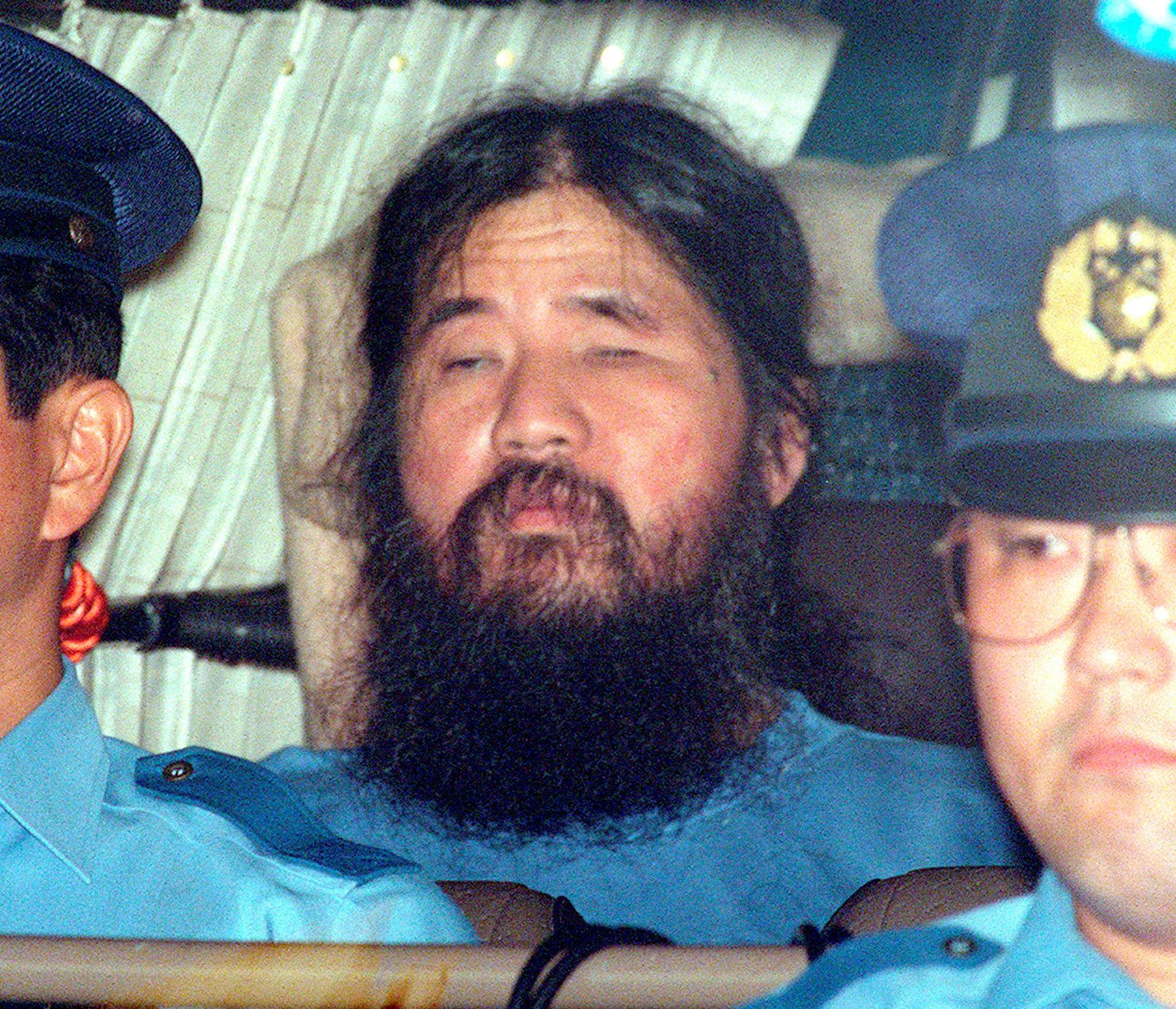 L'ex-gourou de la secte Aum a été exécuté — Japon