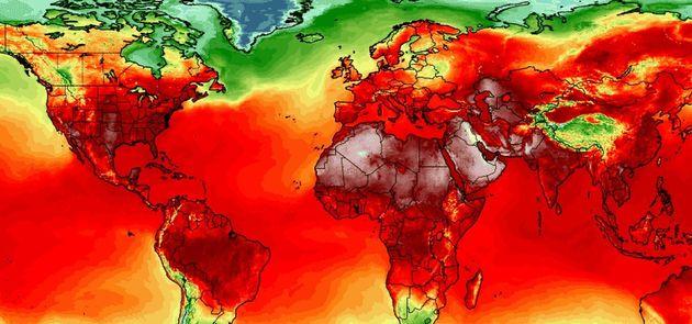 Έσπασαν τα θερμόμετρα: Υψηλές θερμοκρασίες που σπάνε ρεκόρ και αφόρητα καιρικά φαινόμενα σε όλη την υφήλιο....