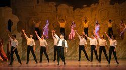 Μπαλέτο Ζορμπάς: Μίκης Θεοδωράκης και Lorca Massine. Μια παράσταση για την