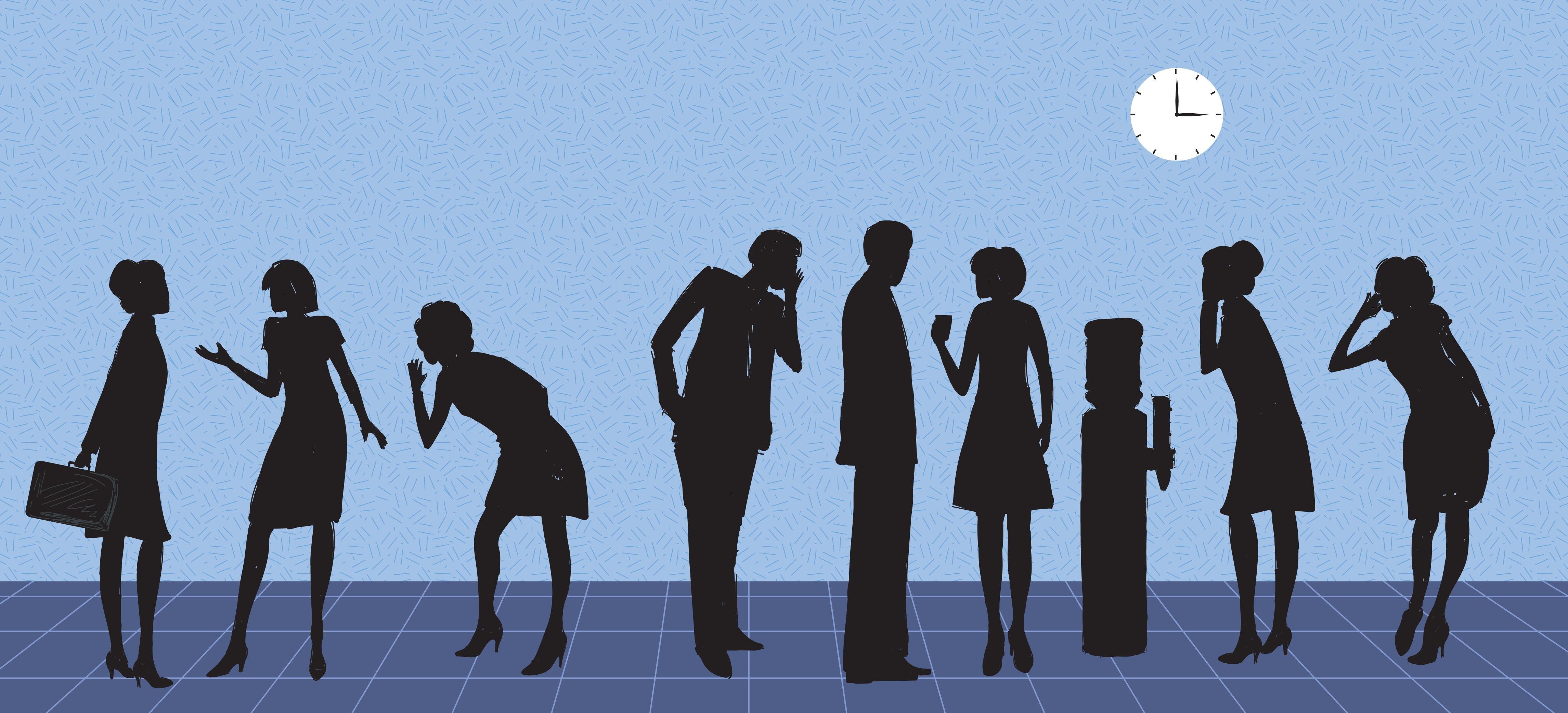 Molestas a tus compañeros de trabajo con estas 9 cosas y no te das ni