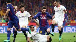 Supercoupe d'Espagne: La rencontre entre le FC Barcelone et le FC Séville aura-t-elle lieu à
