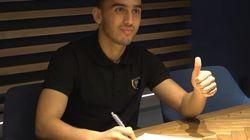 C'est au Malaga CF que Badr Boulahroud signera ses trois prochaines
