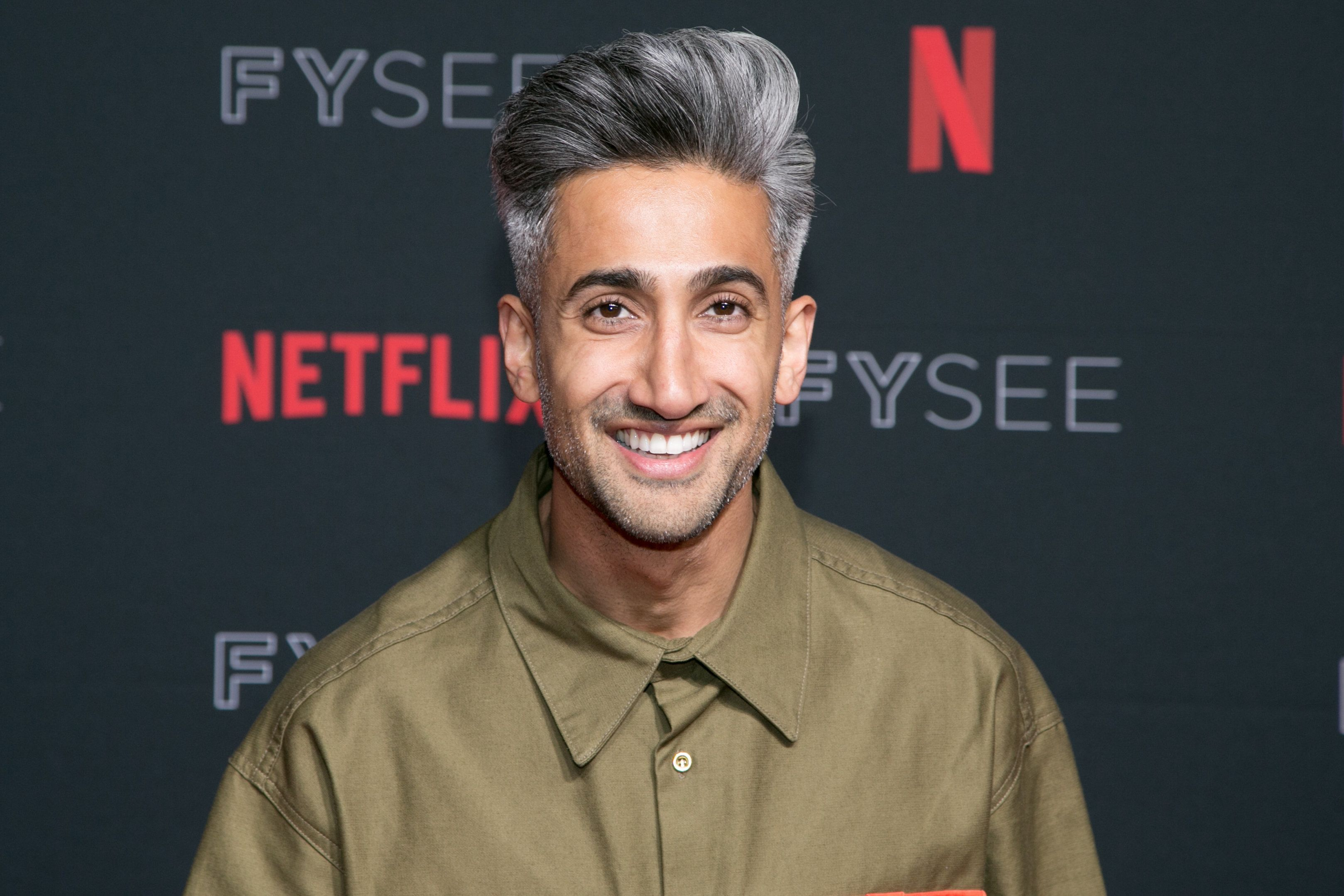 """I have to battle so many issues, and the biggest is racism,"" Tan France of ""Queer Eye"" said."