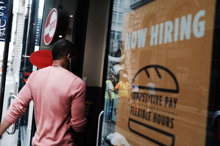 There is an evidence shortage for the worker shortage theory.