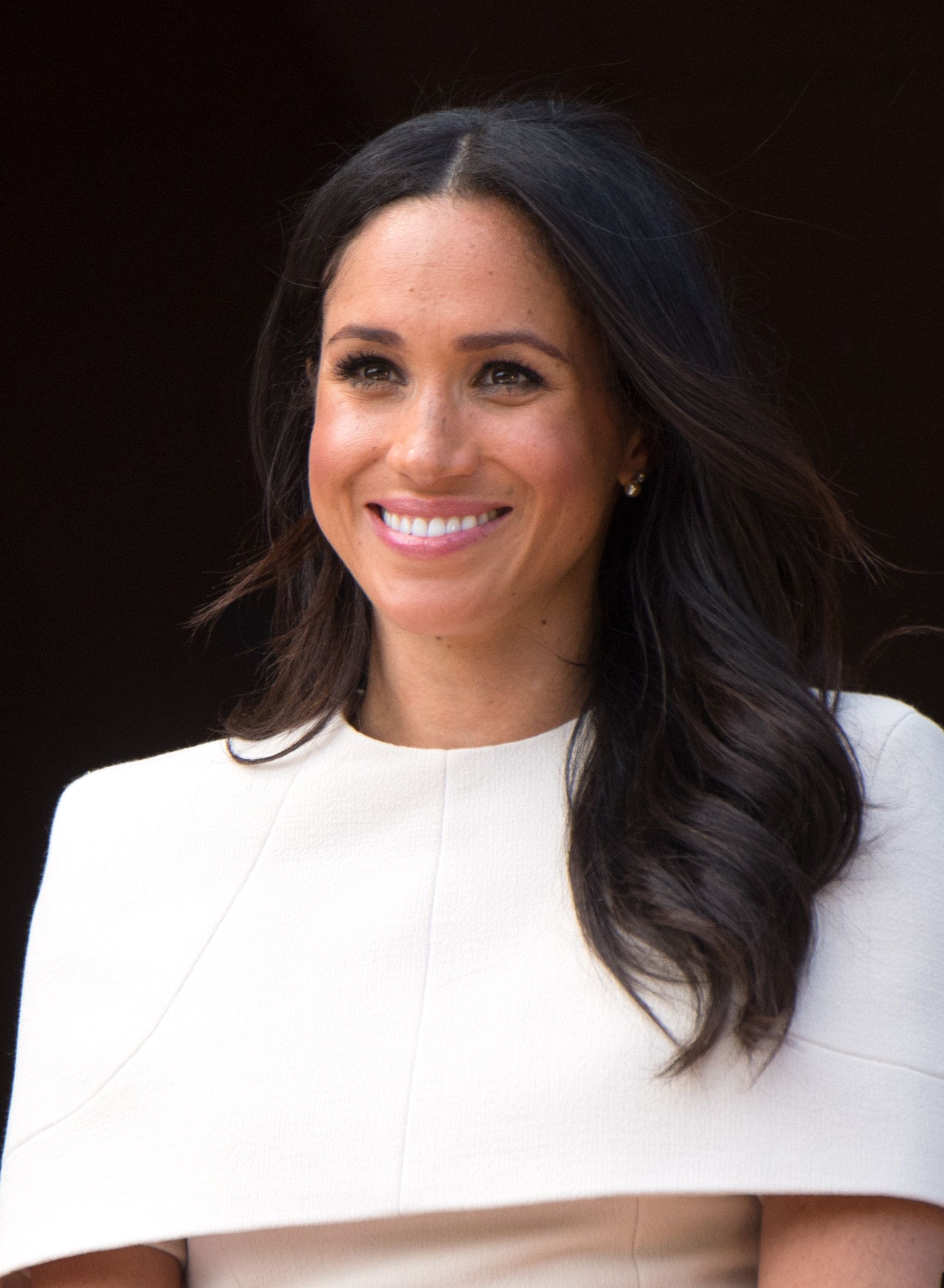 It Sounds Like Meghan Markle Has A Slight British Accent