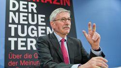 Allemagne: parution bloquée pour un ouvrage polémique sur