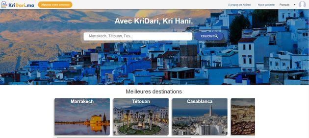 KriDari, le Airbnb marocain qui veut faciliter la location de