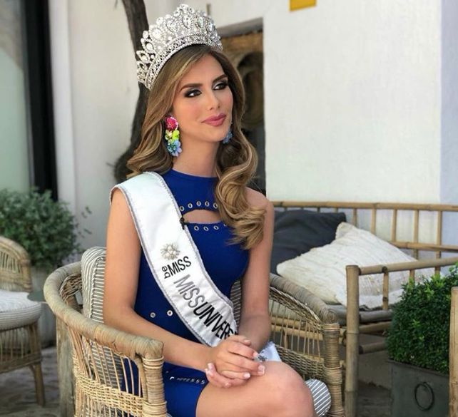 Angela Ponce Is The First Trans Woman To Compete In The Global Miss Universe Pageant