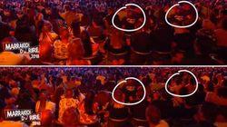 """Le public du """"Marrakech du rire"""" sur M6 a-t-il été"""