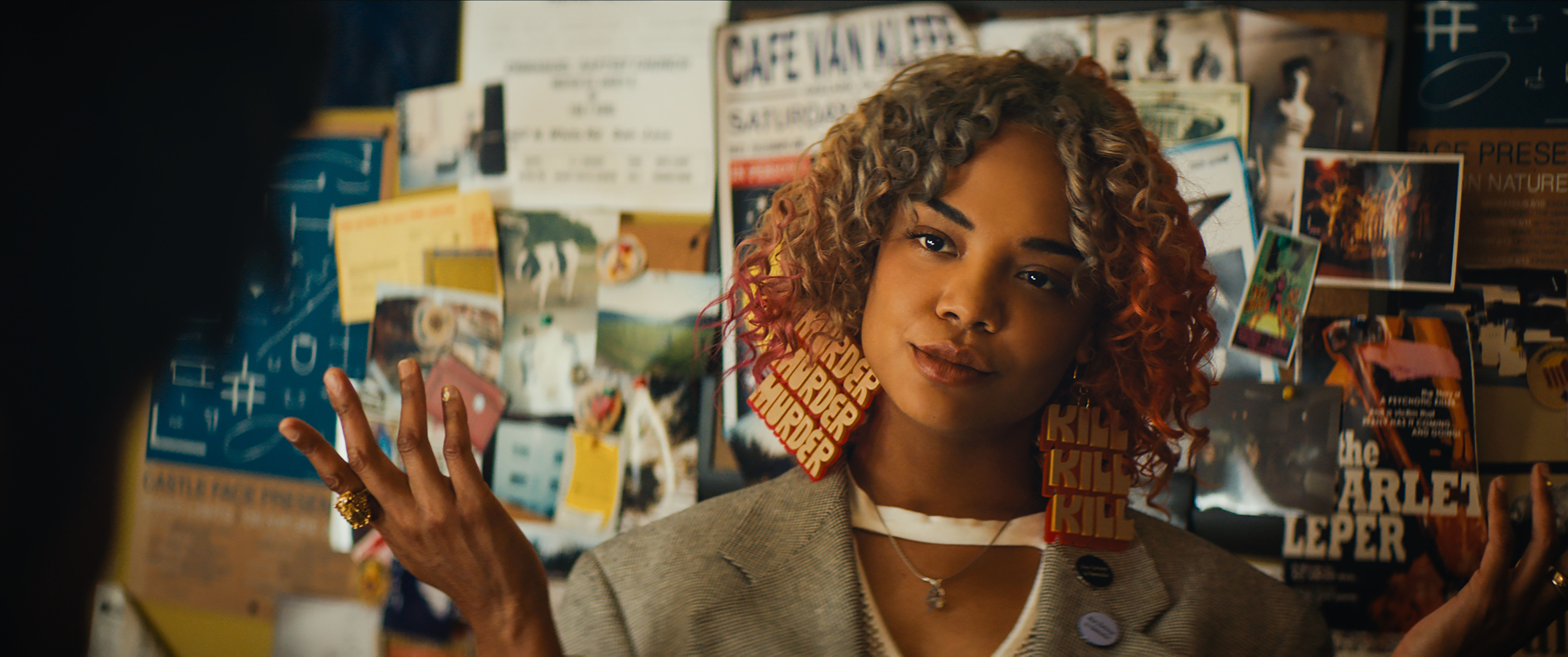 There Were Zero Things Better This Week Than Tessa Thompson's