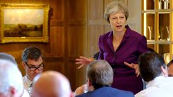 May Faces Down Cabinet Rebels With Brexit Compromise