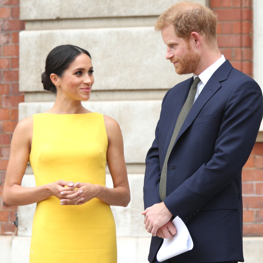 Meghan Duchess of Sussex is a fan of boat-neck necklines
