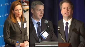 Here are Trumps candidates to fill Justice Kennedys SCOTUS seat