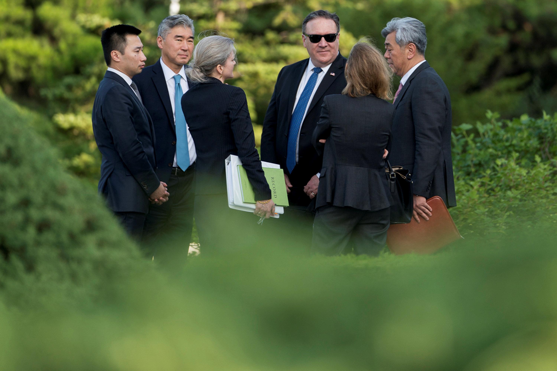 북미가 '비핵화 검증 실무 그룹' 구성에