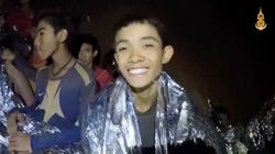 Thailand Cave Rescue: First Four Trapped Schoolboys Are Saved - Reports