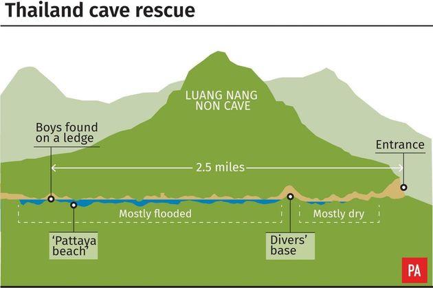 Thailand Cave Rescue: Trapped Boys Urge Parents 'Please Don't