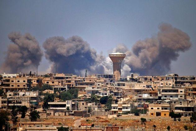 Syrie: le gouvernement et les rebelles annoncent un accord dans le