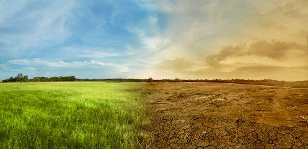 극단적인 날씨는 기후변화