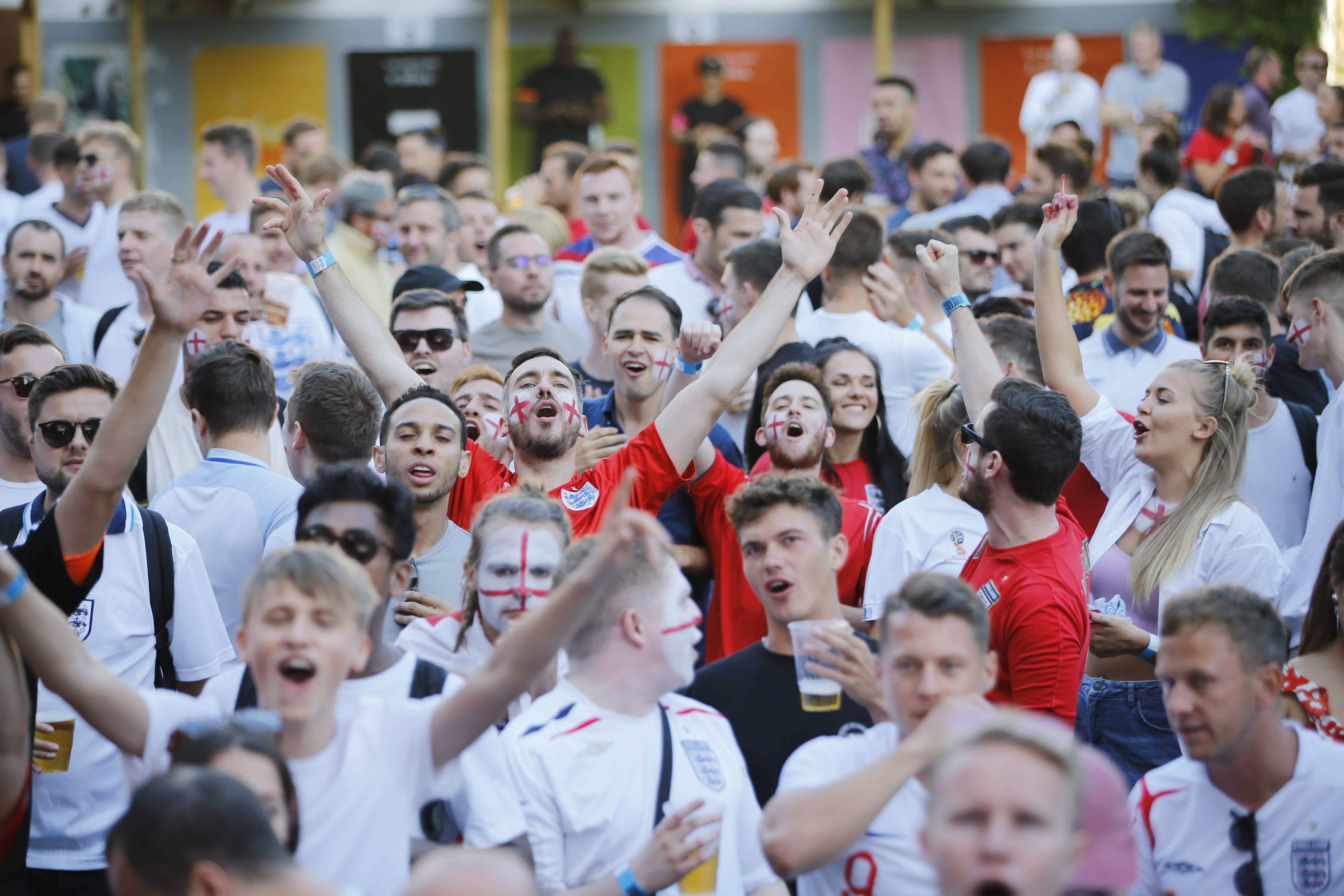 So It Turns Out Everyone's Singing 'Football's Coming Home' Wrong