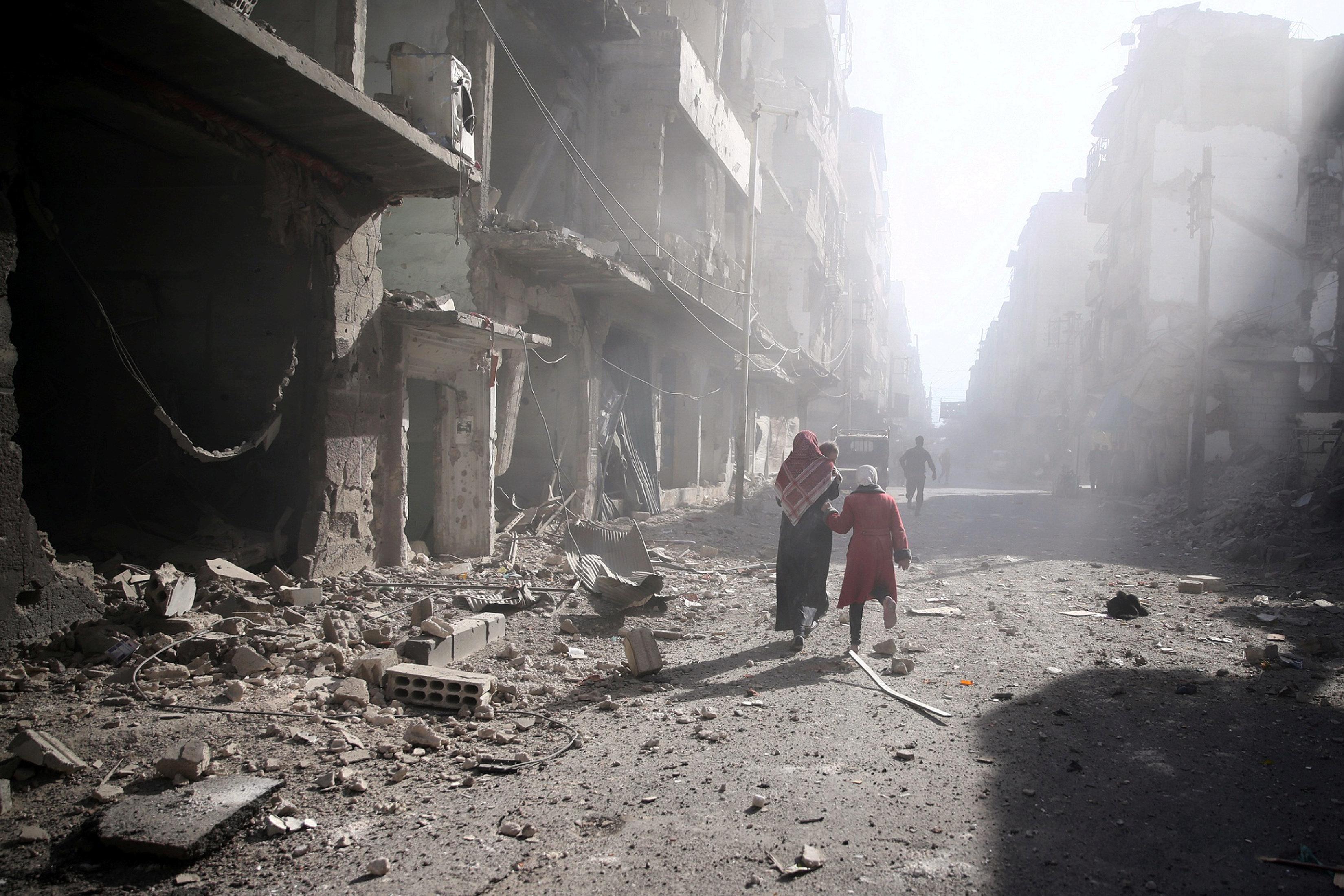Présumée attaque chimique de Douma : l'OIAC n'a trouvé aucune preuve d'usage de gaz