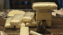 Saisie de 2,5 tonnes de cocaïne près de Oued Cherrat: 15 trafiquants de drogue