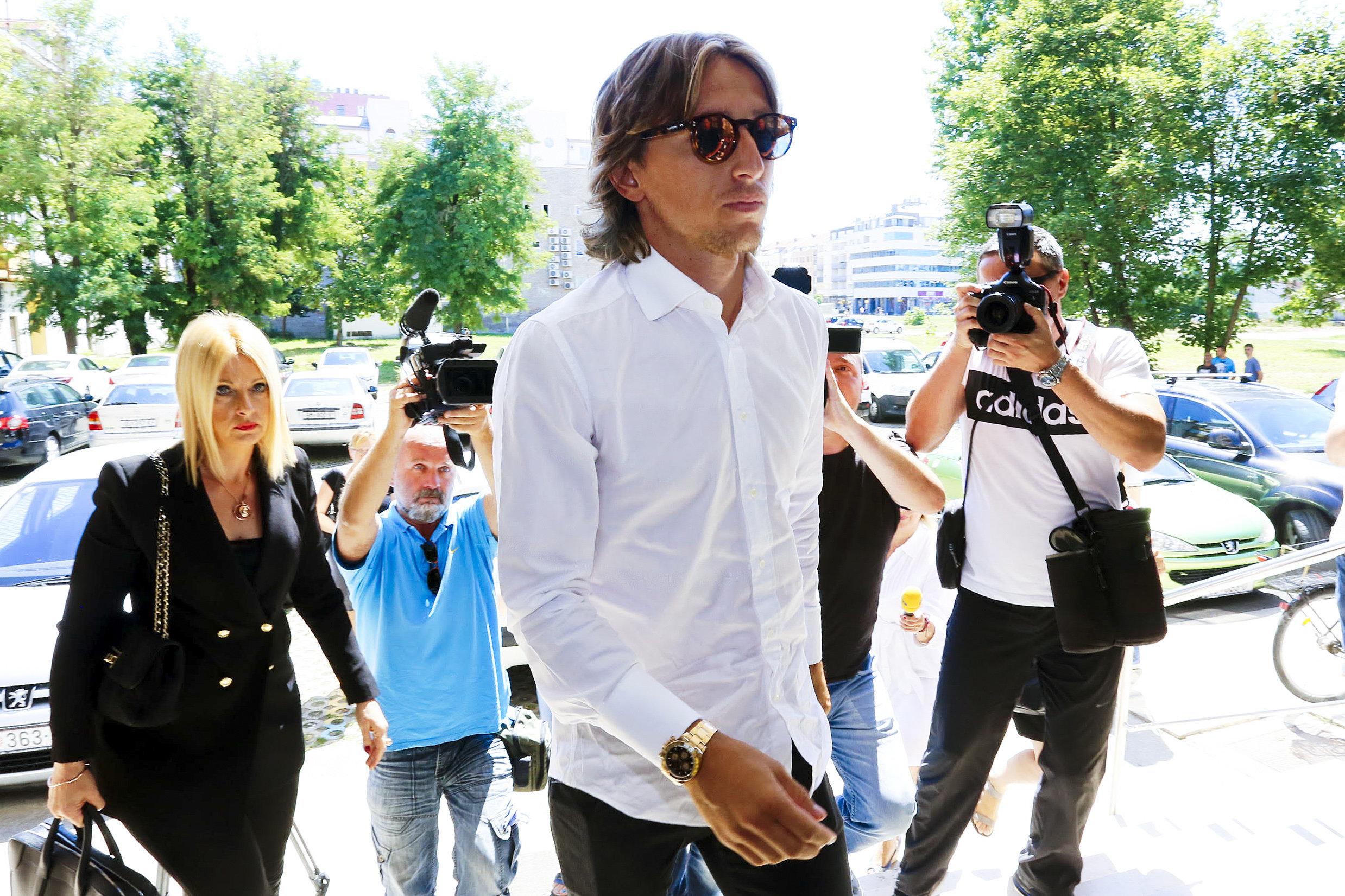 Kroatiens WM-Star: Warum viele kroatische Fans Luka Modric hassen