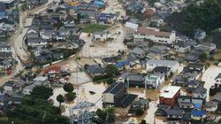 Au moins 30 morts dans des pluies torrentielles au