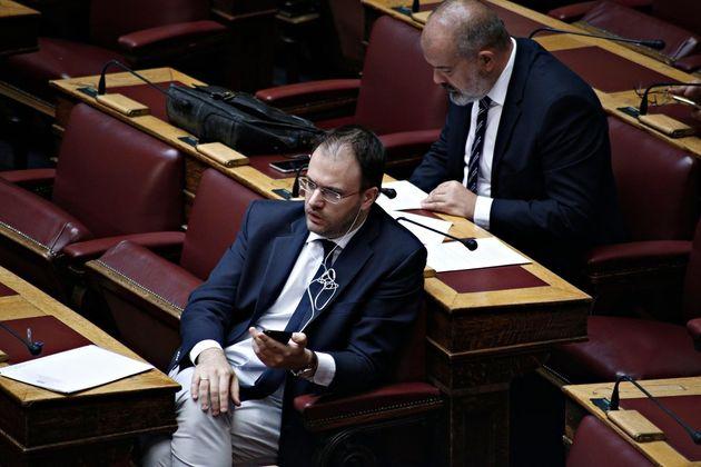Θεοχαρόπουλος: Το ΚΙΝΑΛ υπέρ της κατάτμησης μεγάλων
