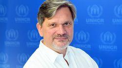 """Interview mit Dominik Bartsch (UNHCR): """"Es gibt in Europa keine Flüchtlingskrise, sondern einen Mangel an Solidarität unter d..."""