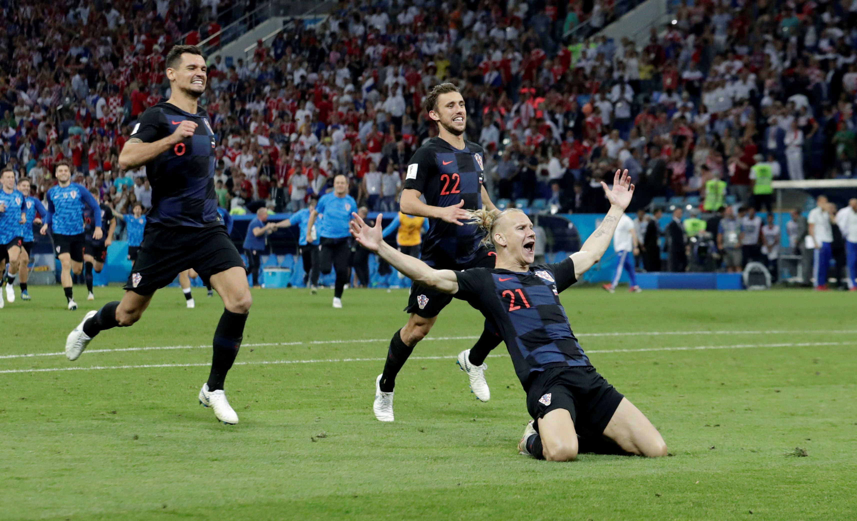 Croatia Beats Russia In Shootout To Advance To World Cup