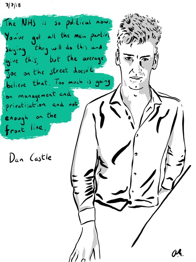 'Doctors Look After Us But We Don't Look After Them': 12 People's Honest Views On The NHS And