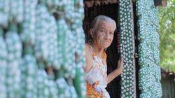Erdbeben zerstört Haus 87-Jähriger – die fasst einen ungewöhnlichen