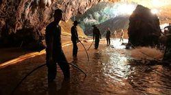 Thaïlande: la périlleuse évacuation des enfants de la grotte