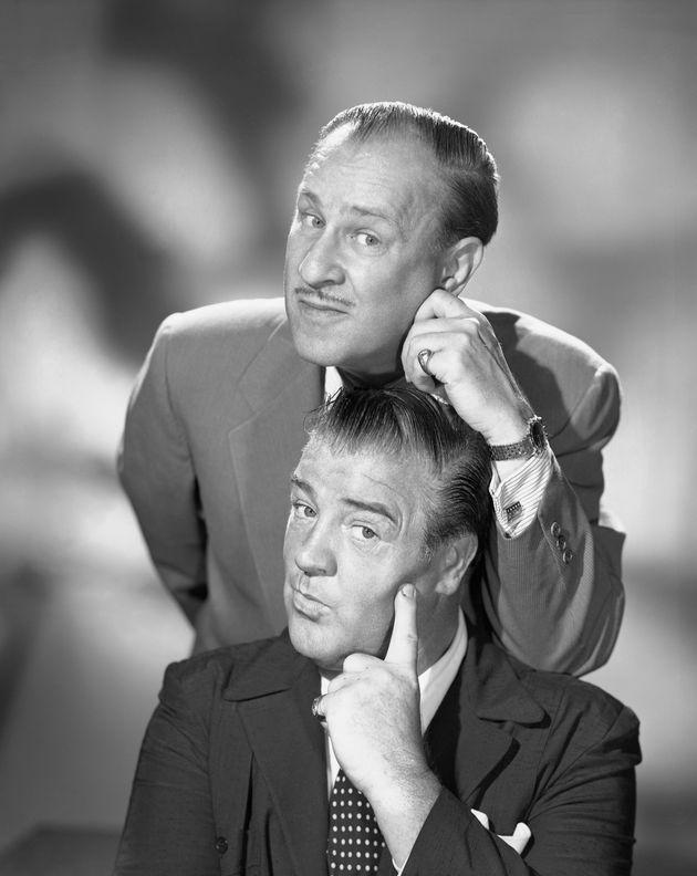 Abbott and Costello in