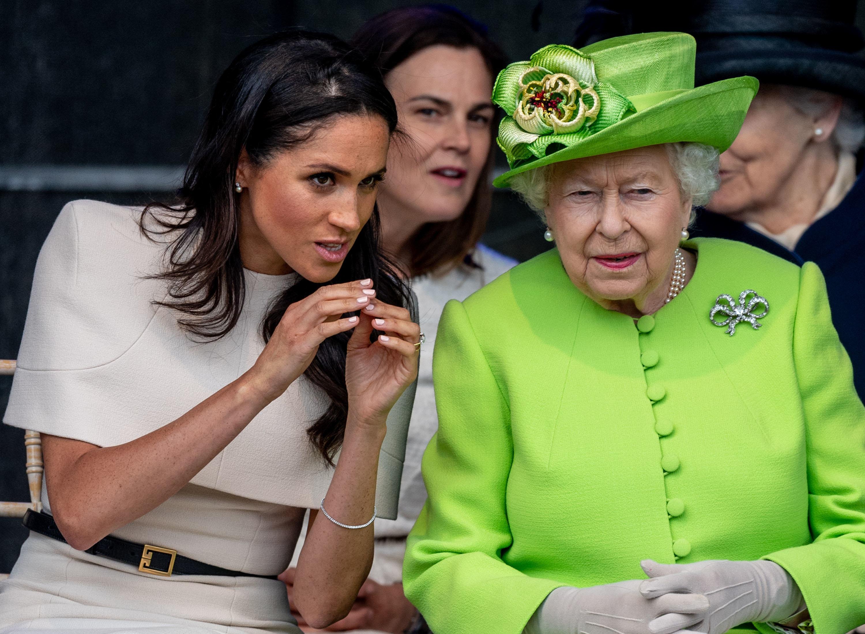 Herzogin Meghan muss harte Regeln ertragen – andere Royals nicht
