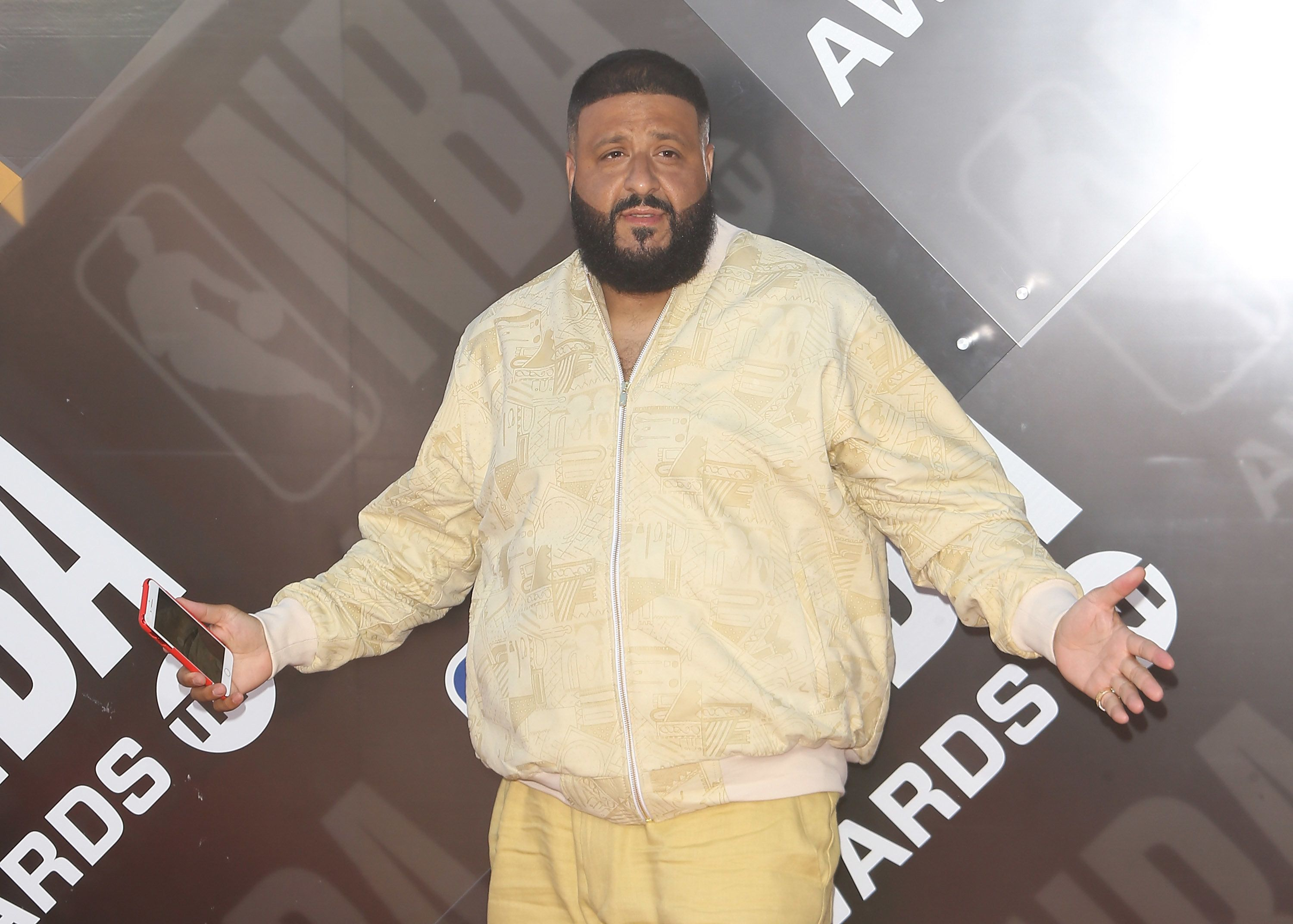 DJ Khaled Cancels Wireless Appearance Due To 'Travel Issues', Hours After 'Still On Vacation'