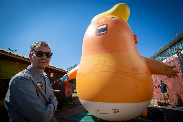 The 'Trump Baby' Is A Weather Balloon For Right-Wing