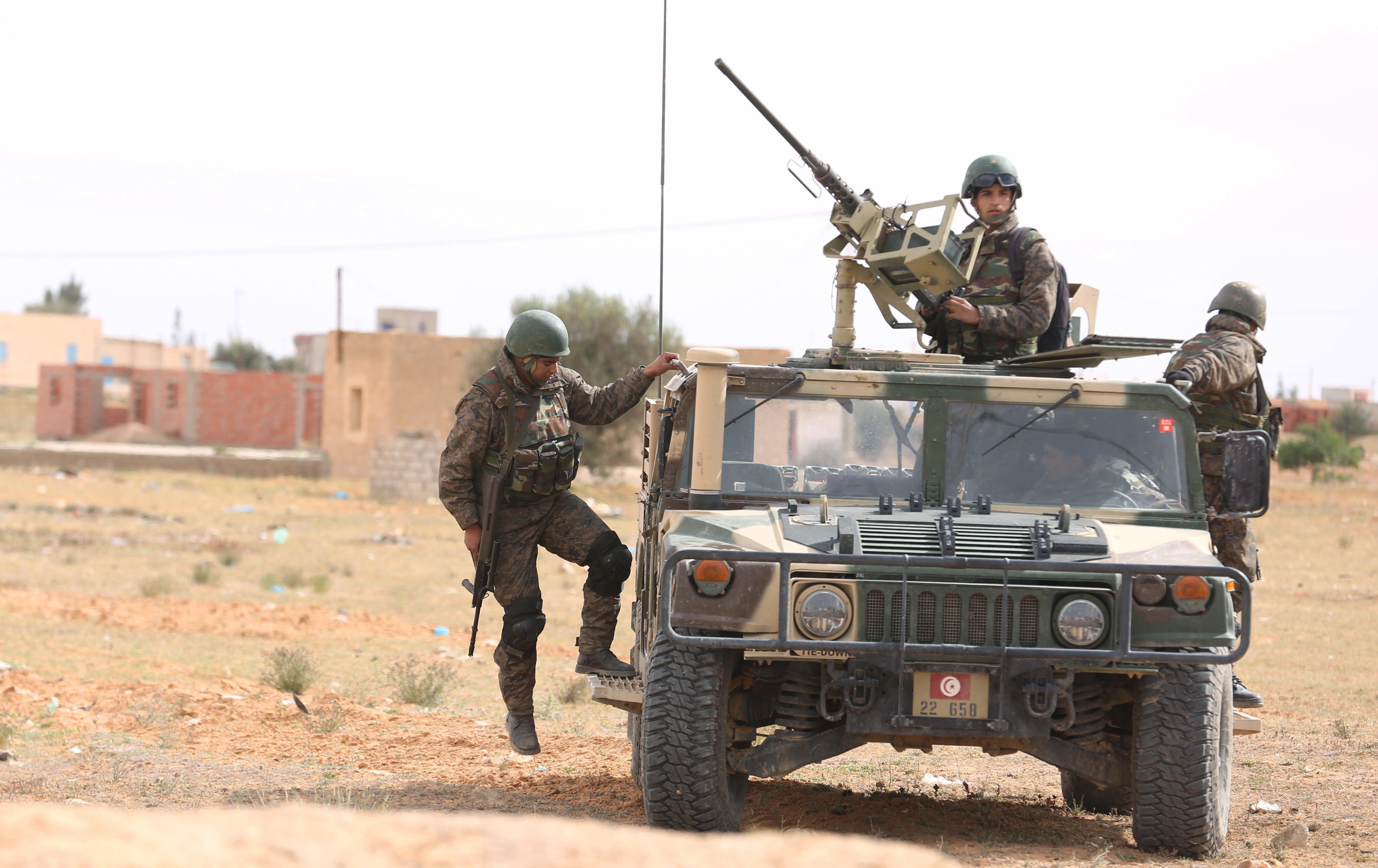 Terrorisme: Des agents de la garde nationale tués dans une embuscade à